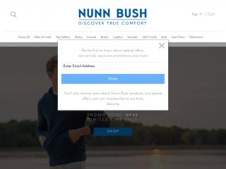 nunnbush.ca screenshot