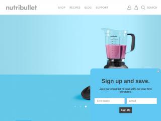 nutribullet.com