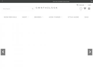 ownthelook.com screenshot