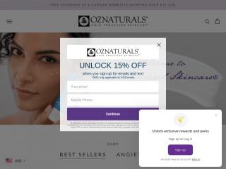 oznaturals.com