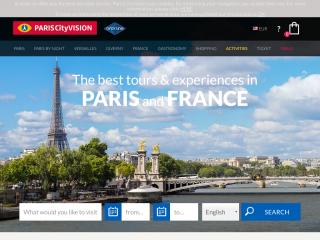 pariscityvision.com screenshot
