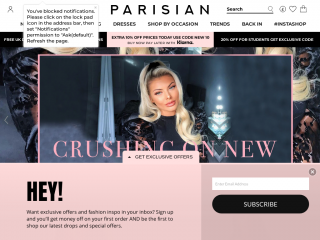 parisianfashion.com