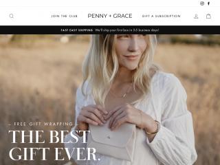 pennyandgrace.com