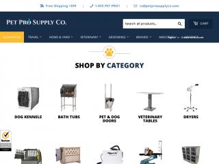 petprosupplyco.com screenshot
