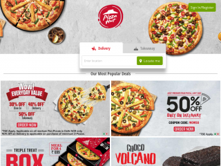 pizzahut.co.in