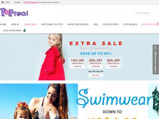 popreal.com screenshot