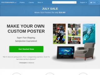 posterburner.com screenshot