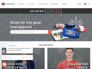 prepsportswear.com