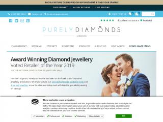 purelydiamonds.co.uk