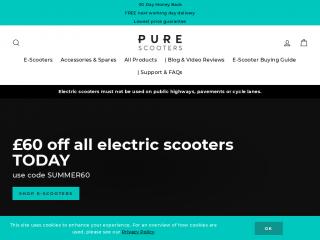 purescooters.com