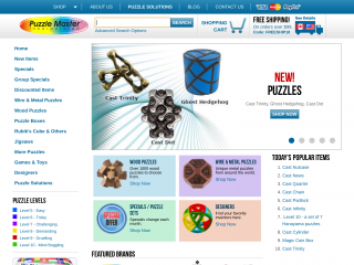 puzzlemaster.ca screenshot