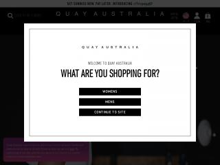 quayaustralia.com screenshot