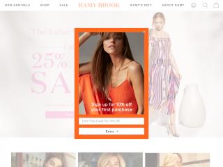 ramybrook.com screenshot