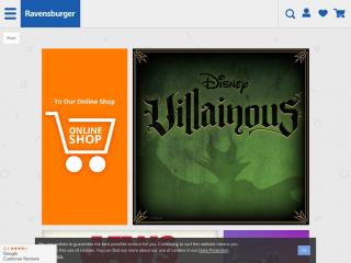 ravensburger.us screenshot