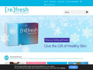 refreshskintherapy.com