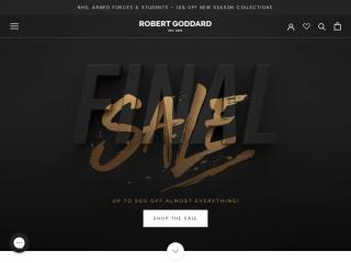 robertgoddard.co.uk screenshot