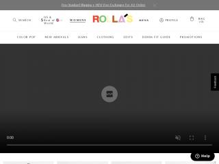 rollasjeans.com
