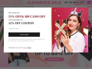 rosewholesale.com screenshot