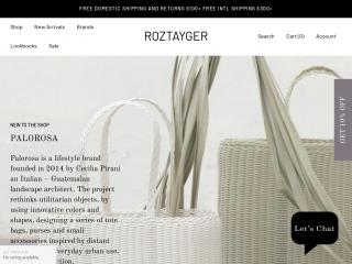 roztayger.com screenshot