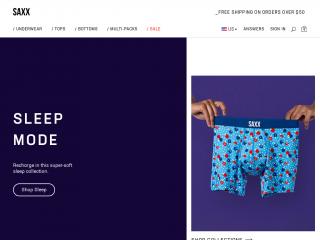 saxxunderwear.com
