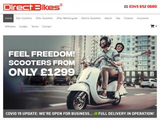 scooter.co.uk screenshot