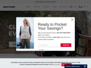 scottevest.com