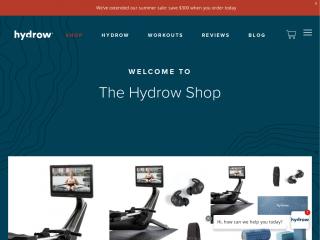 shop.hydrow.com