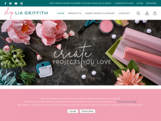 shopliagriffith.com