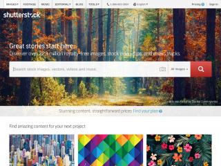 shutterstock.com screenshot