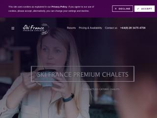 skifrance-premium.co.uk screenshot