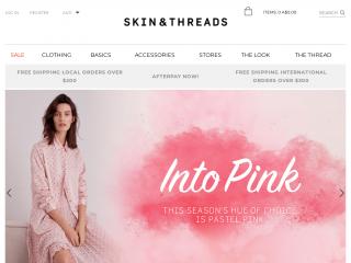 skinandthreads.com