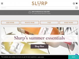 slurp.co.uk screenshot