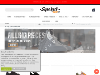 sneakersenzo.nl screenshot
