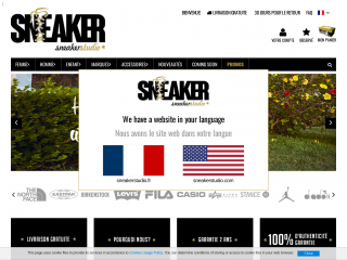 sneakerstudio.fr screenshot