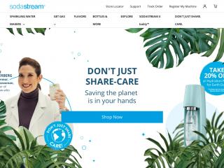 sodastream.com