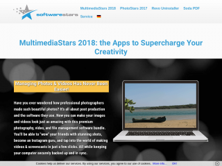 softwarestars.org screenshot