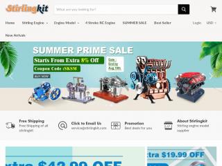 stirlingkit.com