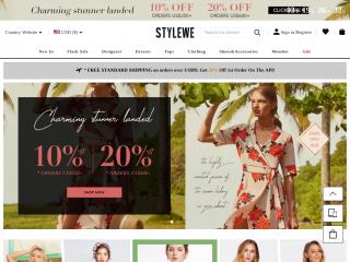 stylewe.com screenshot