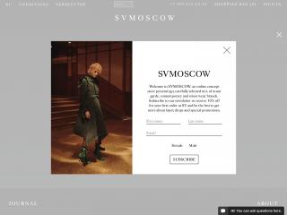 svmoscow.com screenshot