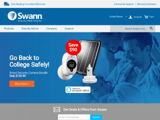 swann.com screenshot