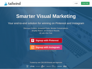 tailwindapp.com screenshot