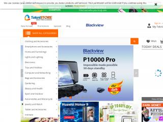 teknistore.com screenshot