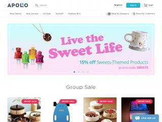 theapollobox.com screenshot