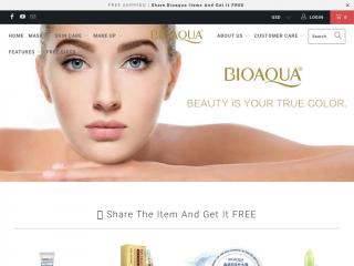 thebioaqua.com screenshot