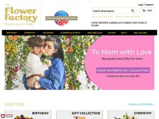 theflowerfactoryusa.com