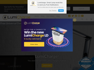 thelumicharge.com