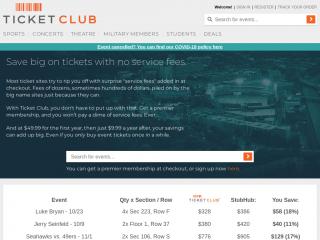 ticketclub.com