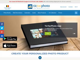 tictacphoto.com screenshot