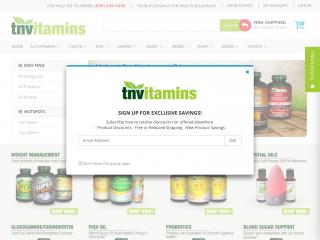 tnvitamins.com screenshot