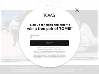toms.ca screenshot